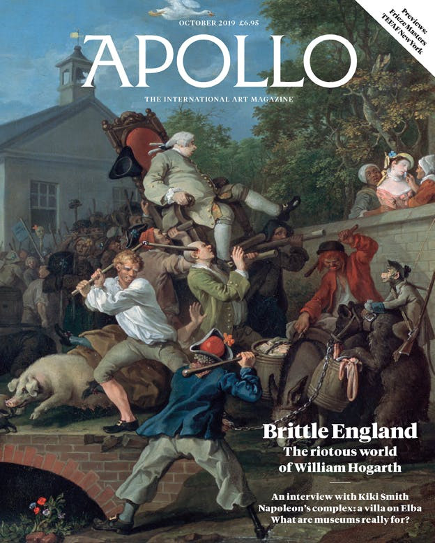 Apollo 679 October 2019