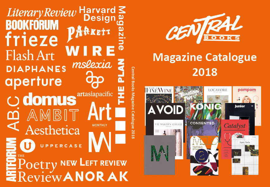 Central Books Magazine Catalogue 2018
