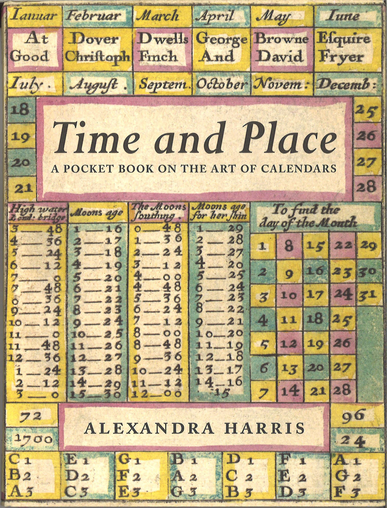 ISBN 9781908213808 Time & Place: The art of calendars and almanacs