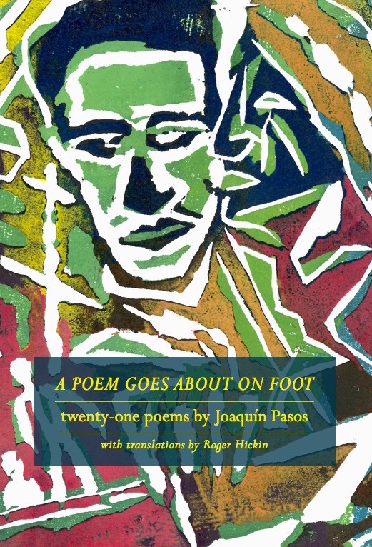 A Poem Goes About on Foot