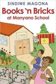 Books'n Bricks at Manyano School