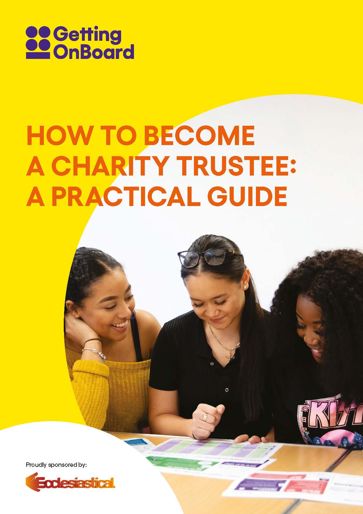 How to become a charity trustee: A practical guide