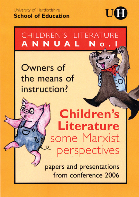 Owners of the Means of Instruction: Children's Literature