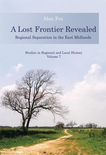 Lost Frontier Revealed, A: Regional Separation in the East