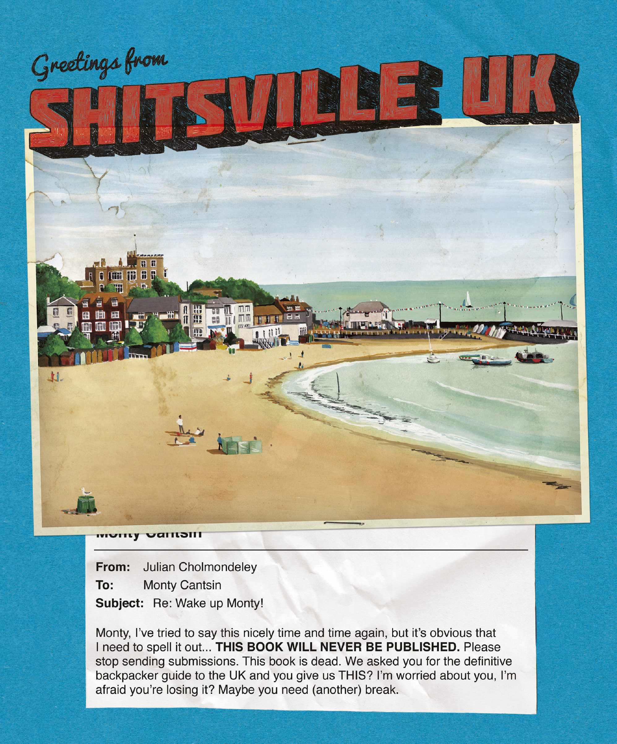 Shitsville UK [SEE NEW PRINTING]