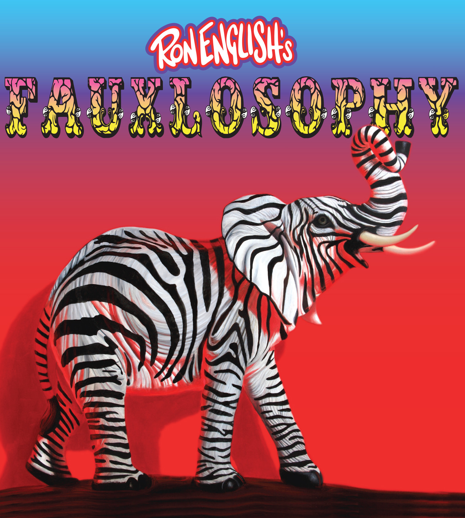 Ron English's Fauxlosophy