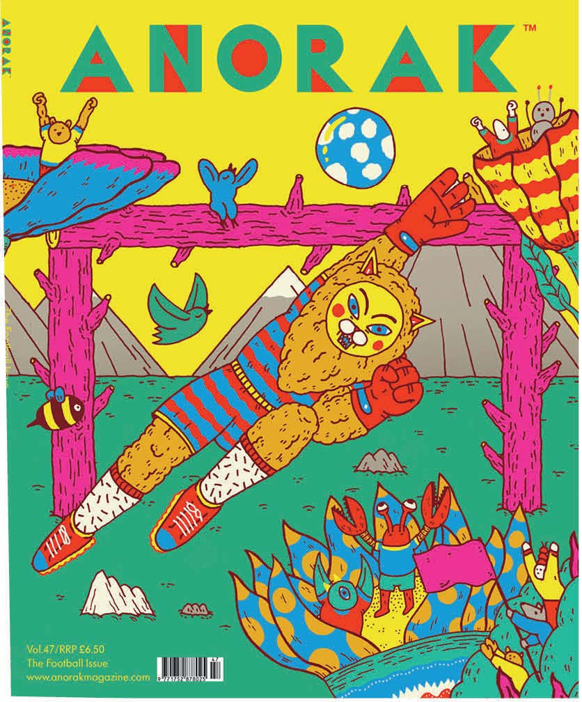 Anorak 47 Summer 2018 Football