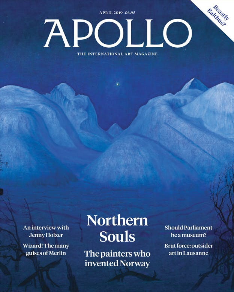 Apollo 674 April 2019