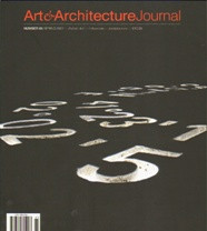 Art and Architecture Journal  [Back Issues Only]