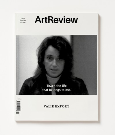 Art Review 128 Vol72 No1 January/February 2020