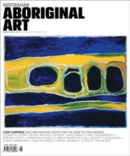 Australian Aboriginal Art [ceased 2010 issues 1&2 available)
