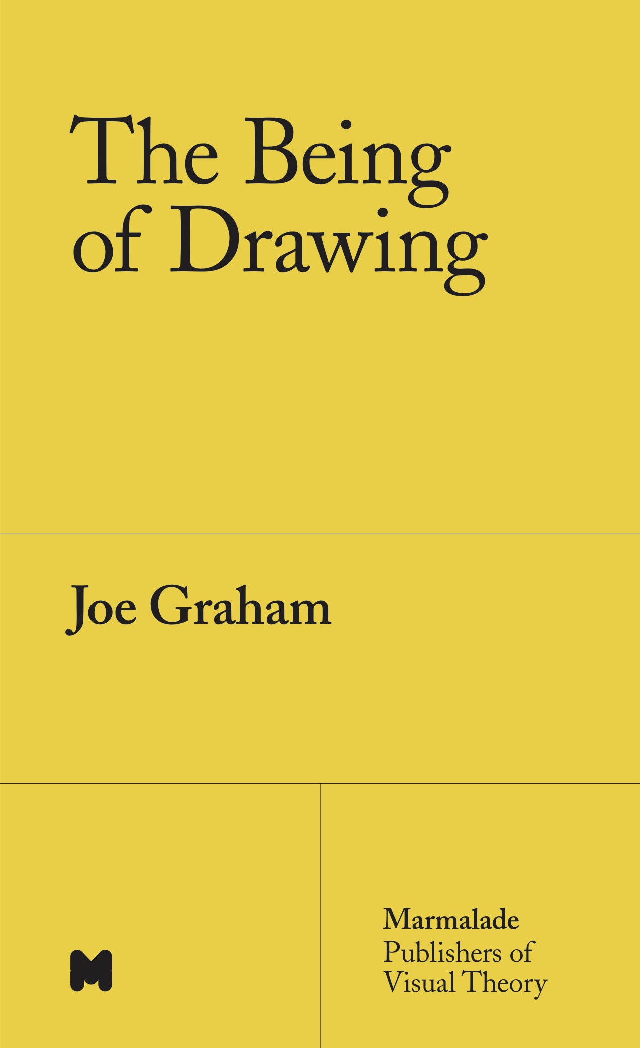 Being of Drawing, The
