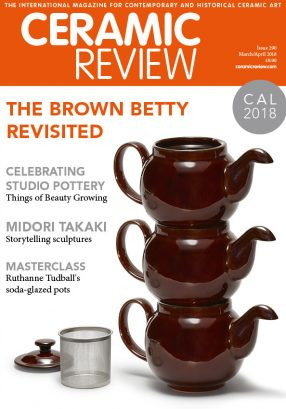 Ceramic Review 290 March April 2018