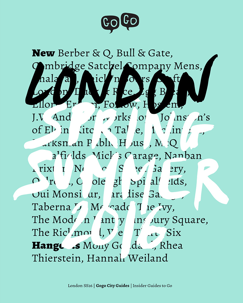 GoGo London: Spring/Summer 2016