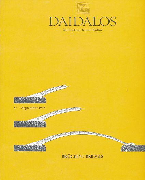 Daidalos 57: Bridges (CB Magazines