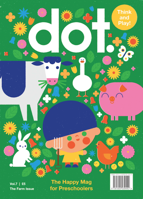 DOT Magazine 07 Winter 2016 2017 The Farm