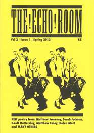 Echo Room Vol 2 Issue 01 2012 Spring 2012