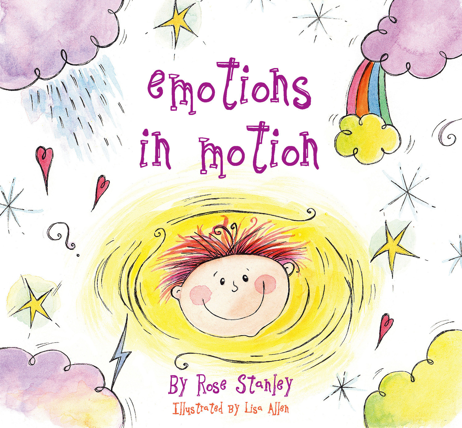 Emotions in Motion 9780994100290 cover