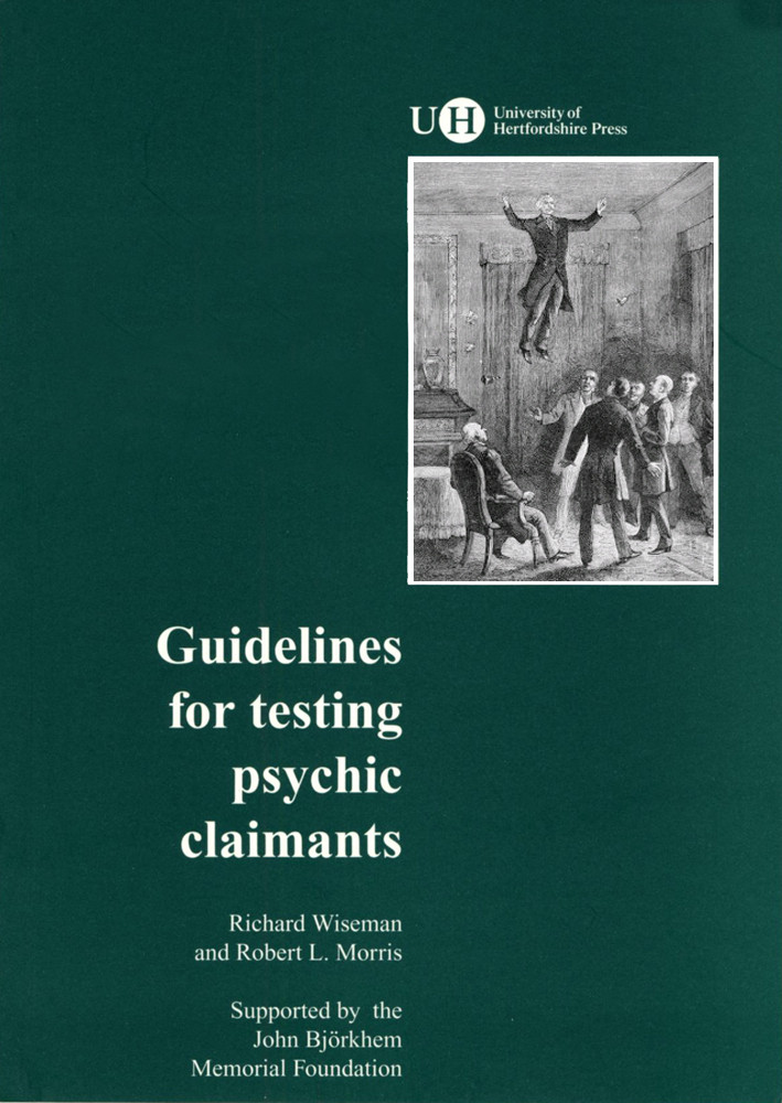 Guidelines For Testing Psychic Claim