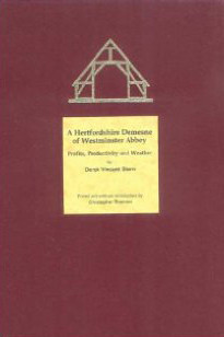 Hertfordshire Demesne Of Westminster Abbey, A