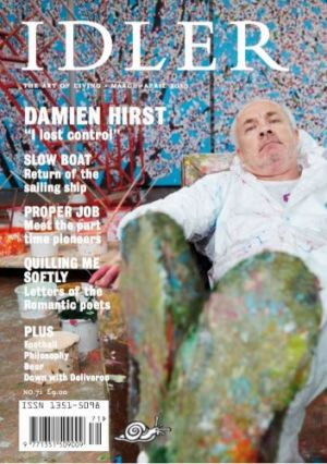 The Idler 71 March/April 202