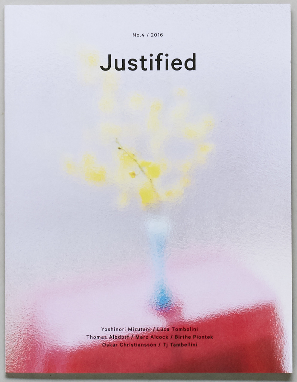 Justified Magazine