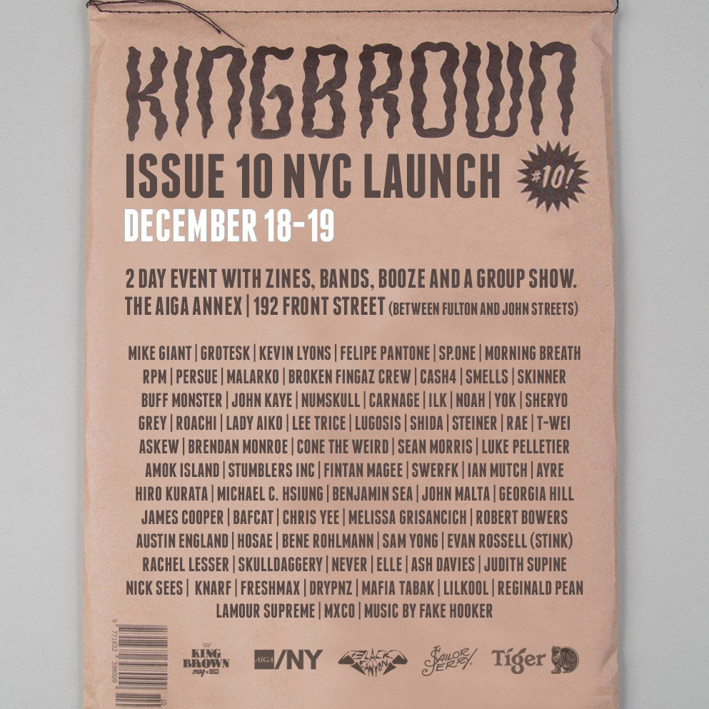 Kingbrown [magazine Ceased in 2015 Back issues in stock]