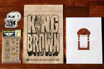 Kingbrown 8 July 2012