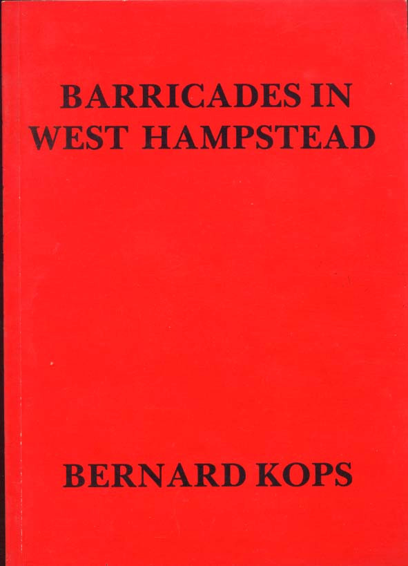 Barricades in West Hampstead