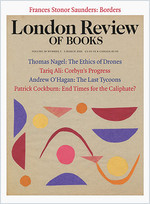 London Review of Books 38/05 3 March 2016