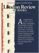 The Tower London Review of Books 40/11 07 June 2018 9770260959158