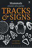 Mammals and their Tracks & Signs of Southern Africa