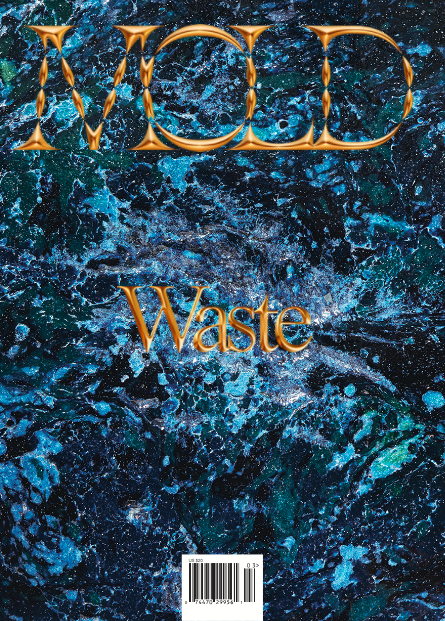 Mold magazine issue 3 Waste 9772572976007