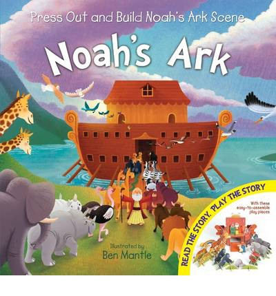 Noah's Ark (Junior Press out and builds)