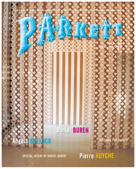 Parkett 66 2003 December 2002