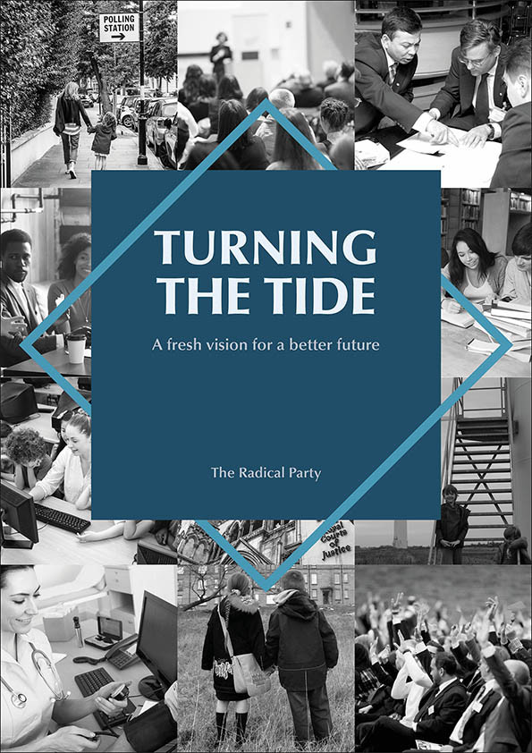 Turning The Tide: A Fresh Vision For A Better Future