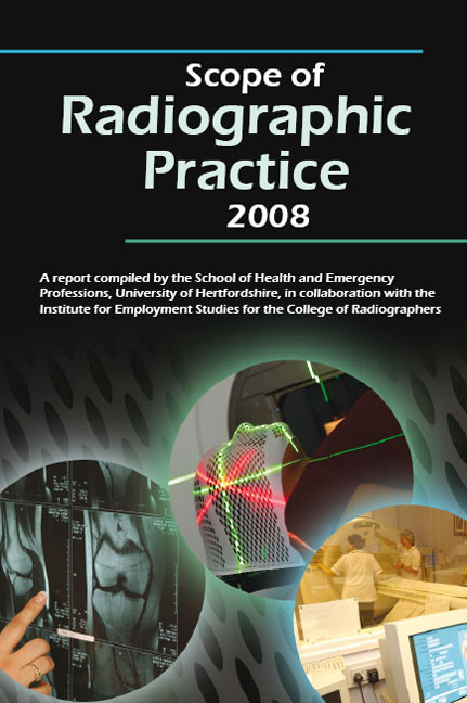 Scope of Radiographic Practice 2008