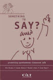 Something To Say: 2nd Edition 2013 DARCY 9781909437098