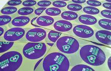 ABA 2019 Change Starts With Us Stickers [5sheets 175stickers