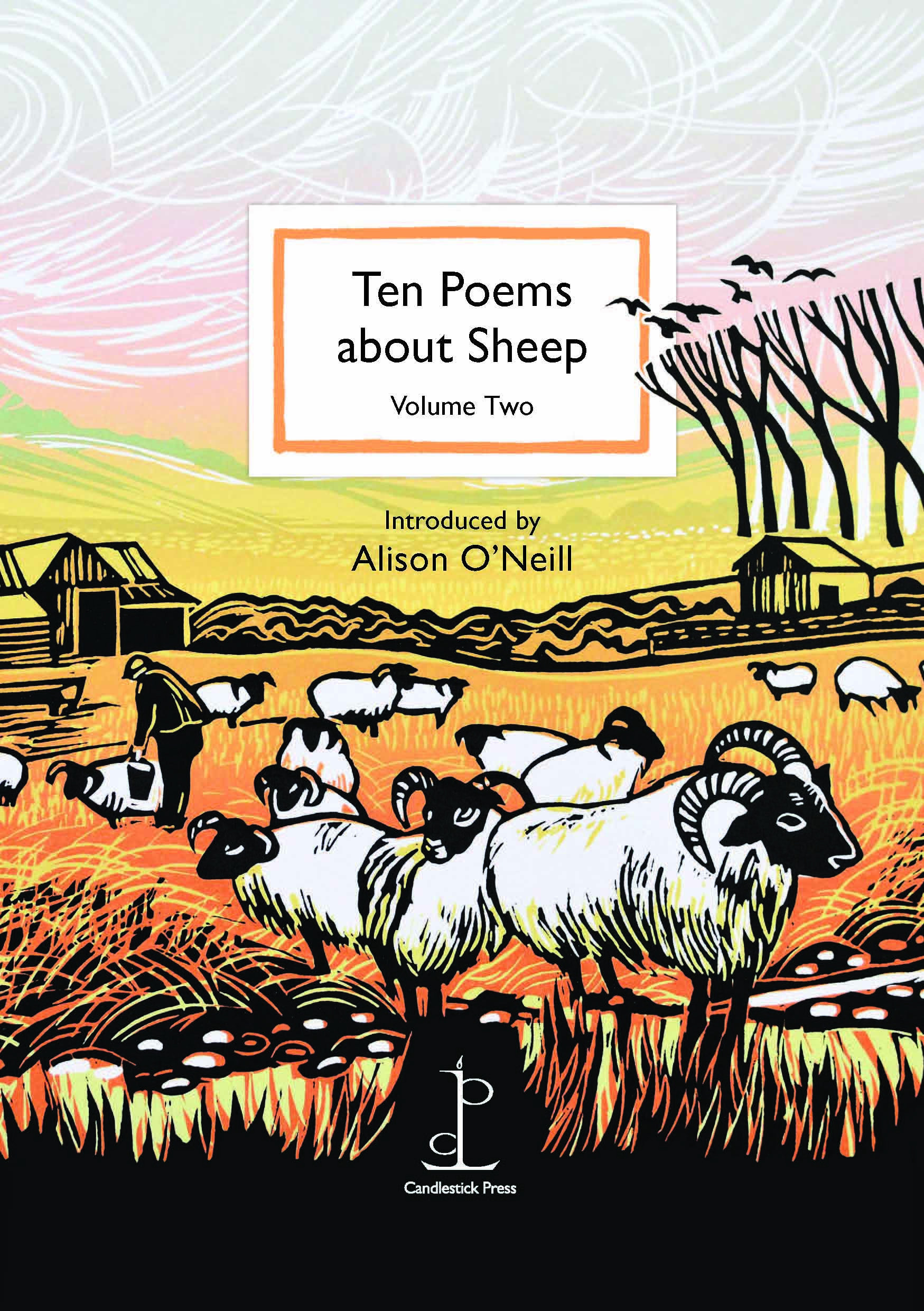 Ten Poems about Sheep: Volume Two
