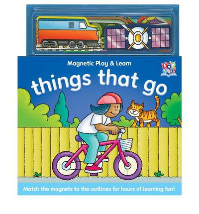 Things that Go ( Magnetic Play and Learn)