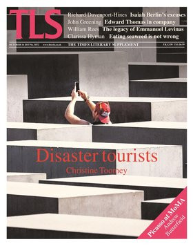 Times Literary Supplement 5872 16 October 2015