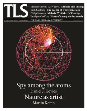 Times Literary Supplement 5873 23 October 2015