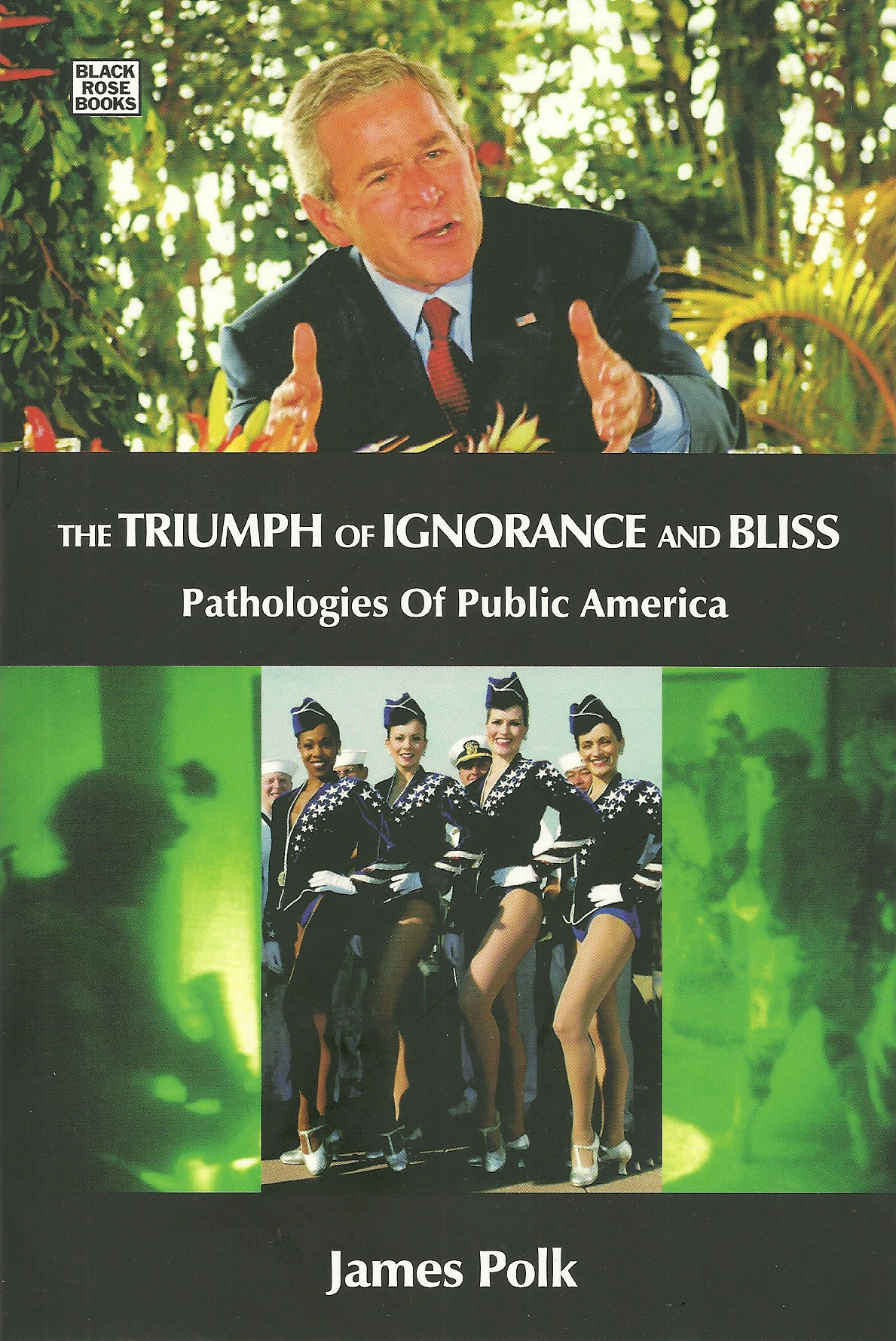 Triumph of Ignorance and Bliss- Front Cover