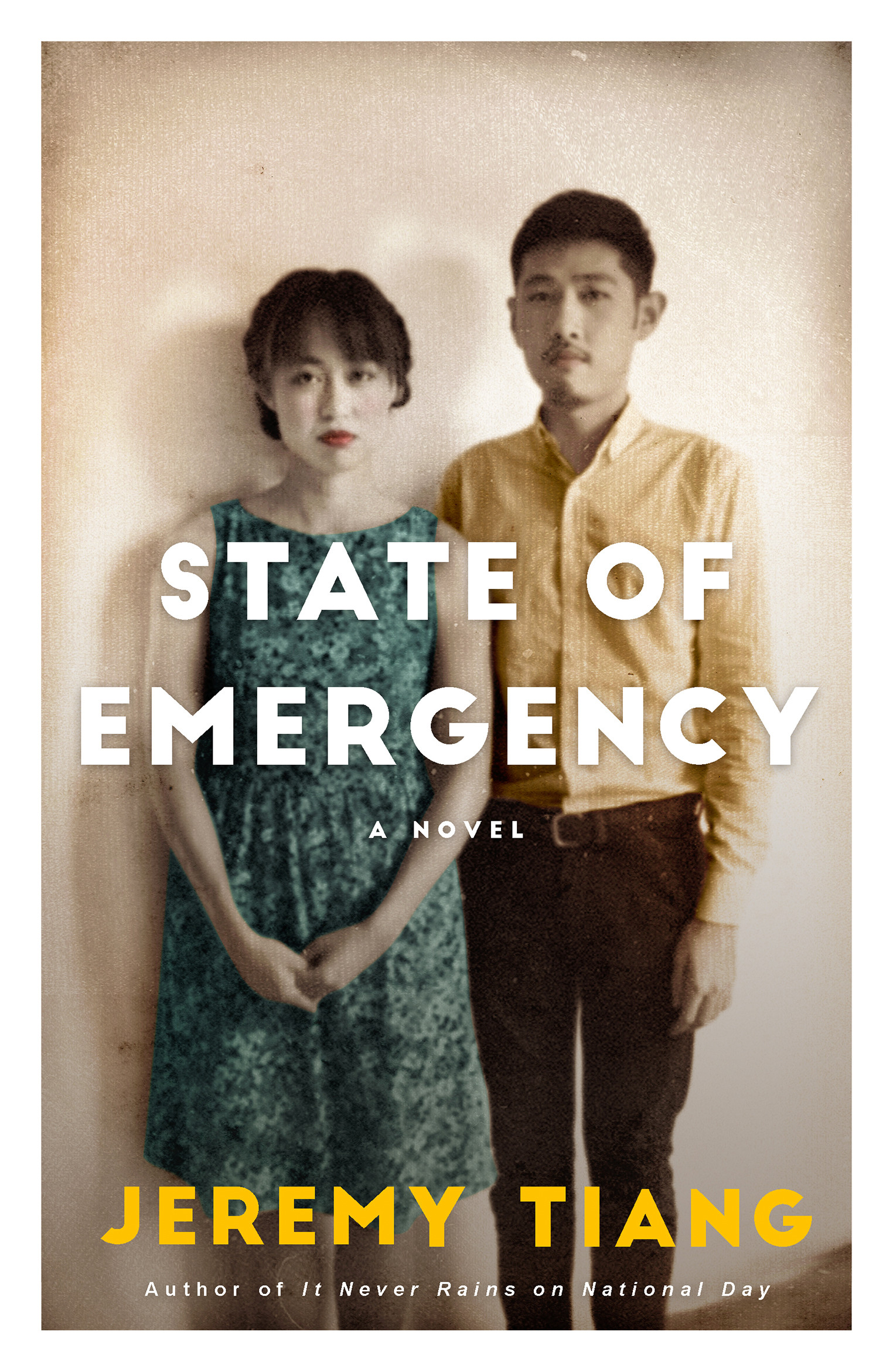 State of Emergency: A Novel