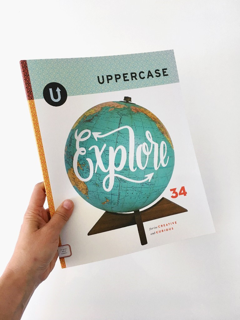 Uppercase 34 July/August/September 2017