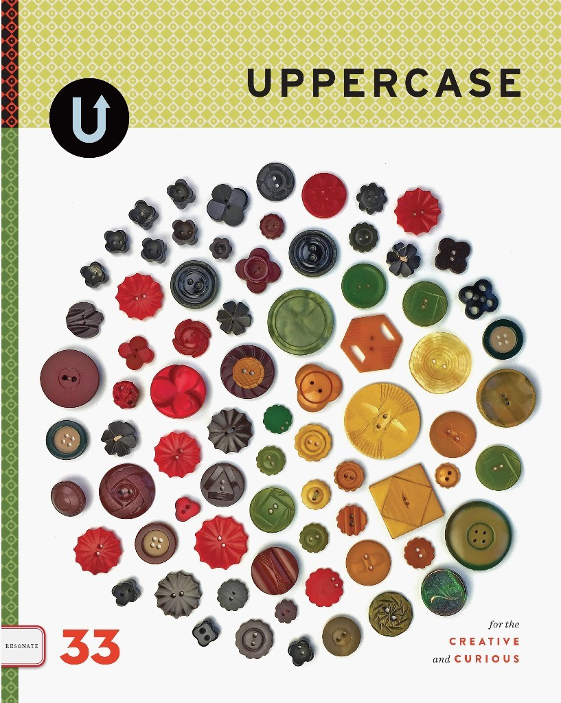 Uppercase 33 April May June 2017