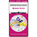 Birmingham: Big City: Map & Guide [quickmap]