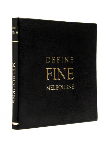 Melbourne [Define Fine] cover ISBN: 9789188457103
