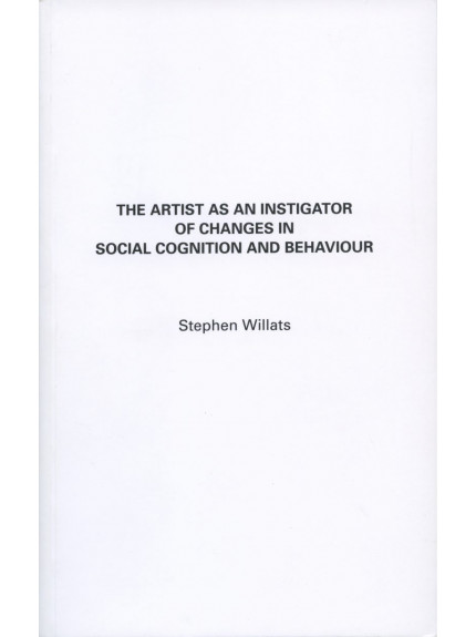 Artist as an Instigator of Changes in Social Cognition and